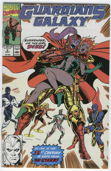 Guardians Of The Galaxy #2 The Stark FVF