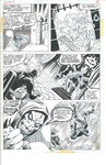 Ghost Rider #5 Page 26 Original Artwork Jim Mooney Bronze Age Panel Page!
