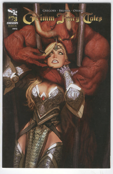 Grimm Fairy Tales #73 Cover A Mature Readers FVF