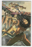Grimm Fairy Tales #81 Cover A The Lockdown Zenescope FVF