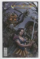 Grimm Fairy Tales 2013 Halloween Special Cover A 2013 Zenescope Mature Readers FVF