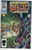 Groo The Wanderer #5 HTF Early Issue VFNM