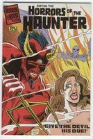 Horrors Of The Haunter #1 Very Hard To Find Indy Book for Mature Readers FVF