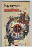 Hawkeye Vs. Deadpool Trade Paperback VFNM
