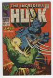 Incredible Hulk #110 Umbu The Unliving Ka-Zar Trimpe Art VGFN