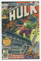 Incredible Hulk #208 A Monster In Our Midst Bronze Age Classic VF-