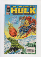 Incredible Hulk #440 Ghosts of the Future NM
