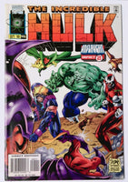 Incredible Hulk #445 Onslaught VFNM