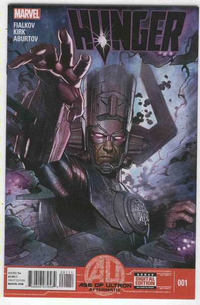 Hunger #1 Galactus Hungers NM