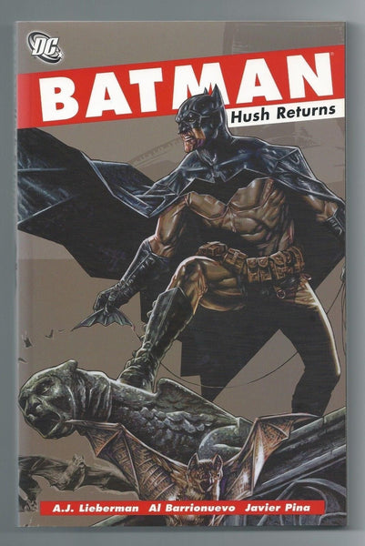 Batman Hush Returns Trade Paperback First Print NM