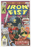 Iron Fist #5 When Slays The Scimitar Bronze Age Byrne Classic FVF