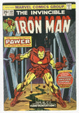 Iron Man #69 The Mysterious Yellow Claw Bronze Age Classic FN