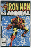 Iron Man Annual #6 VGFN