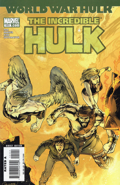 Incredible Hulk #111 World War Hulk VFNM