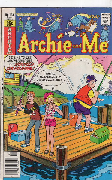 Archie And Me #104 Bronze Age VGFN