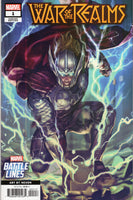 War Of The Realms #1 Thor Variant Edition NM