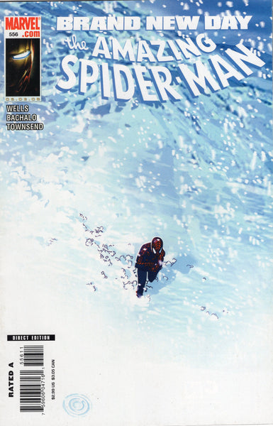 Amazing Spider-Man #556 Brand New Day VFNM