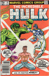 Incredible Hulk Annual #10 1981 News Stand Variant VF
