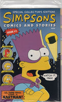 Simpsons Comics #1 Sealed with Poster VFNM