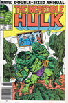 Incredible Hulk Annual #14 Weakness Of The Flesh News Stand Variant FVF