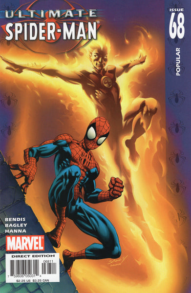 Ultimate Spider-Man #68 VF