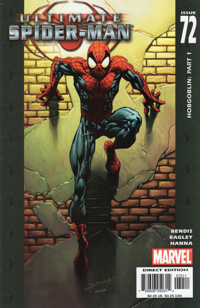 Ultimate Spider-Man #72 VF