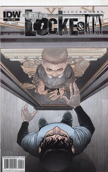Locke & Key: Clockworks #4 Mature Readers VFNM