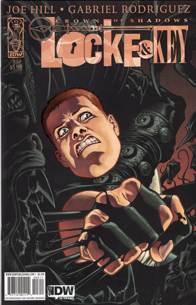 Locke & Key: Crown Of Shadows #3 Mature Readers NM