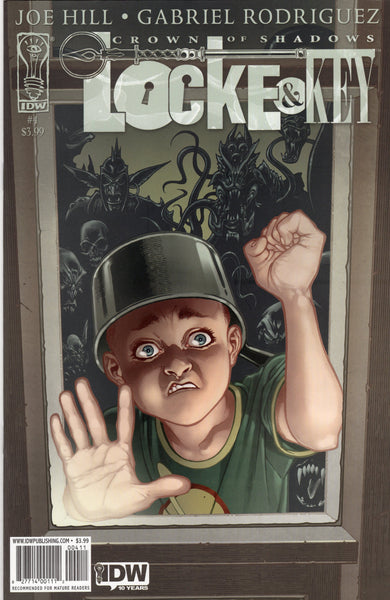Locke & Key: Crown Of Shadows #4 Mature Readers NM