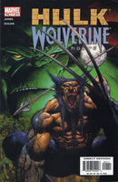 Hulk/Wolverine Six Hours #1 of 4 VF