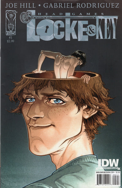 Locke & Key: Head Games #5 Mature Readers VFNM