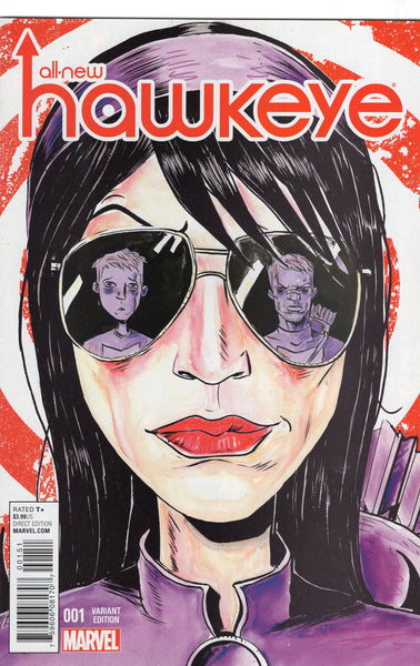 All-New Hawkeye #1 1:25 Variant VFNM