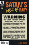 Satan's Sodomy Baby Eric Powell Dark Horse HTF Very Mature Readers Only VFNM