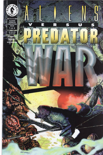 Aliens Vs. Predator: War #1 FNVF