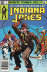 Indiana Jones #1 News Stand Variant FN