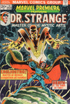 "Marvel Premiere #14 Dr. Strange Master Of The Mystic Arts! ""Death--At The Dawn Of Time!"" Brunner Art Bronze Age Classic VGFN"