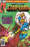 Marvel Premiere #61 Star-Lord in Planet Story! News Stand Variant FVF