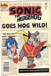 Sonic The Hedgehog #27 HTF Archie 1995 FN