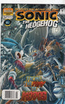 Sonic The Hedgehog #70 HTF Archie VF