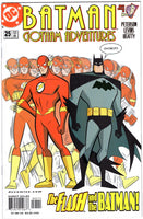 Batman: Gotham Adventures #25 Flash Appearance NM