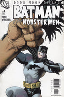 Batman And The Monster Men #4 Matt Wagner FVF