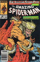Amazing Spider-Man #324 News Stand Variant FNVF