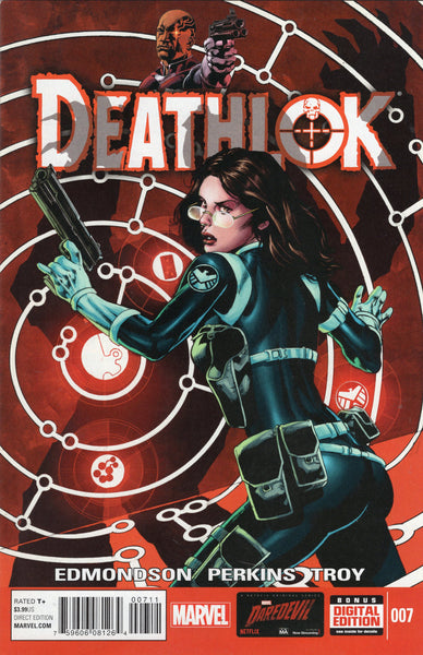 Deathlok #7 Am I A Monster? VFNM