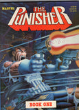 Punisher Book One (Circle Of Blood) Hardcover FVF