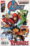 A-Next #12 The Next Generation Of Avengers HTF Last Issue FVF