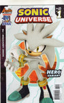 Sonic Universe #79 Hero Variant Archie Series FVF