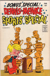 Dennis The Menace Sports Special Fawcett Pub. Giant-Size Silver Age VGFN