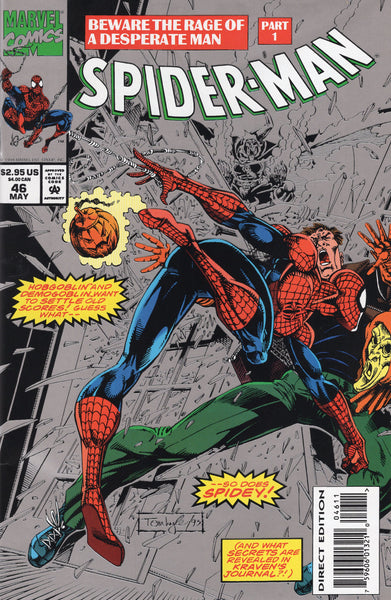 Spider-Man #46 To Settle Old Scores... NM-