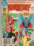 Adventure Comics #491 Legion Of Super-Heroes HTF Digest Sized Issue VGFN