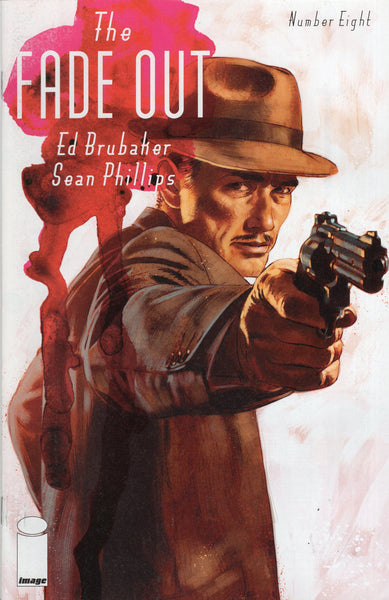 Fade Out #8 Brubaker Phillips Mature Readers VFNM